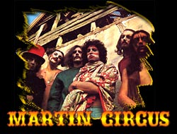 Martin Circus - Anthologie